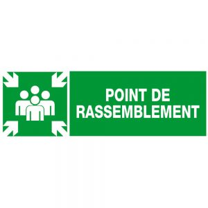 point de rassemblement